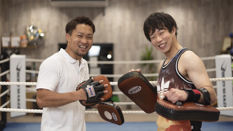 キックボクシングトレーナー